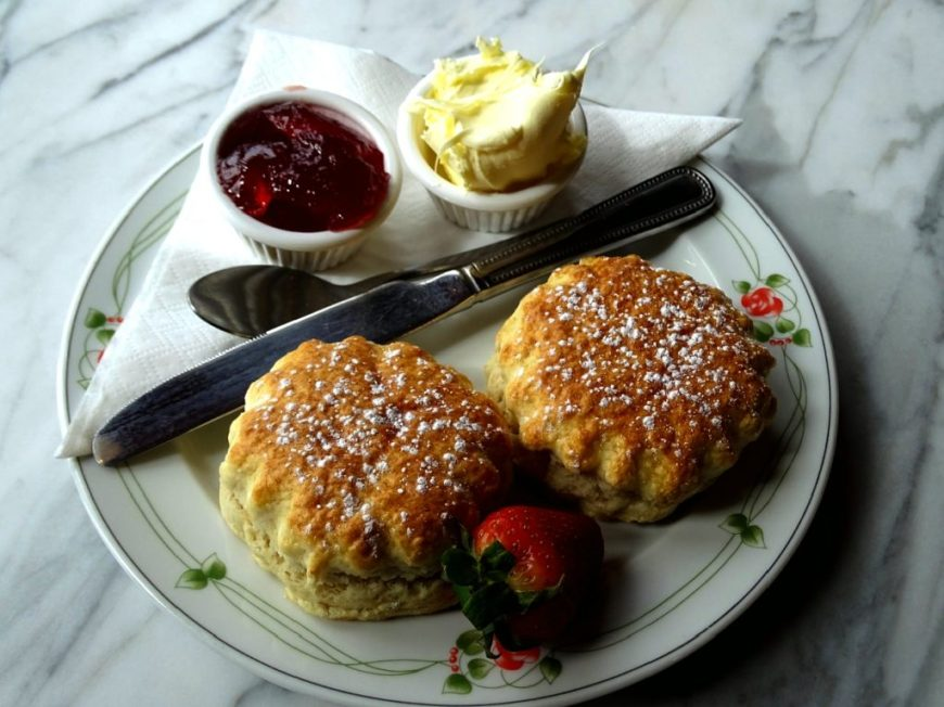Powerscourt Estate Scones