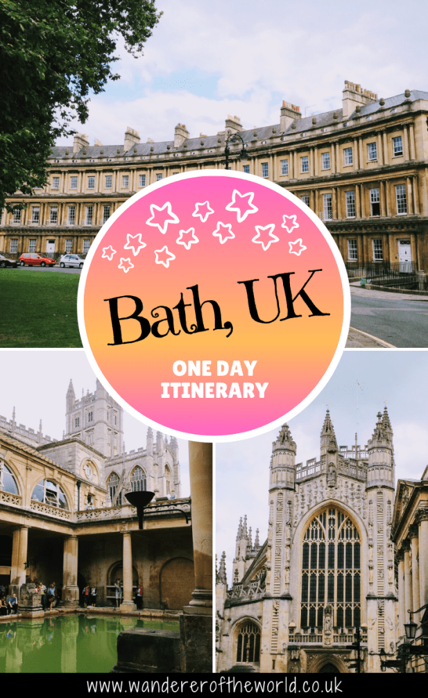 How To Spend The Perfect One Day In Bath, England