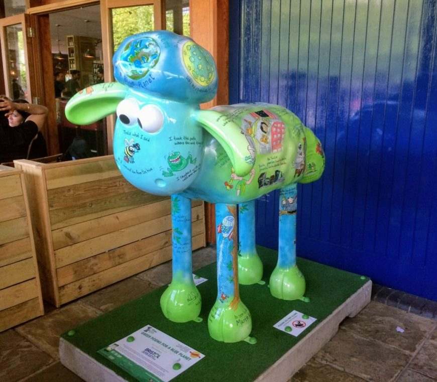 Fall in Love with Bristol: Wallace & Gromit