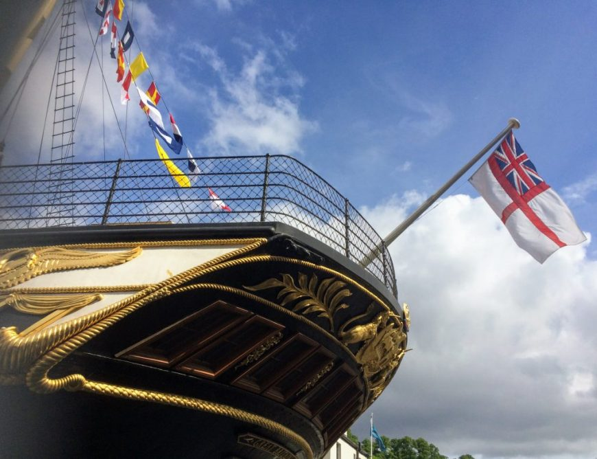 Bristol Open Doors Festival - SS Great Britain