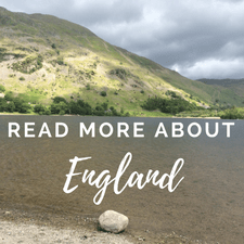 Read More About England