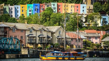 Why is it so easy to fall in love with Bristol?