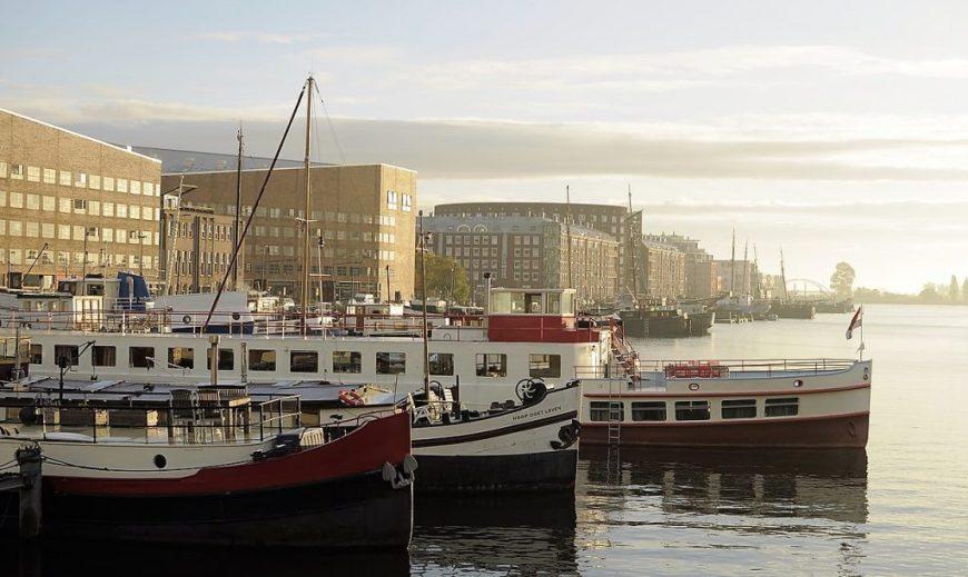 Amsterdam Ferry