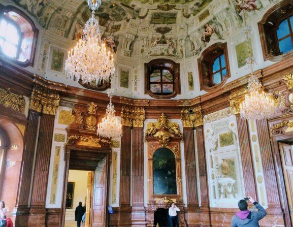 Schloss Belvedere Palace, Vienna
