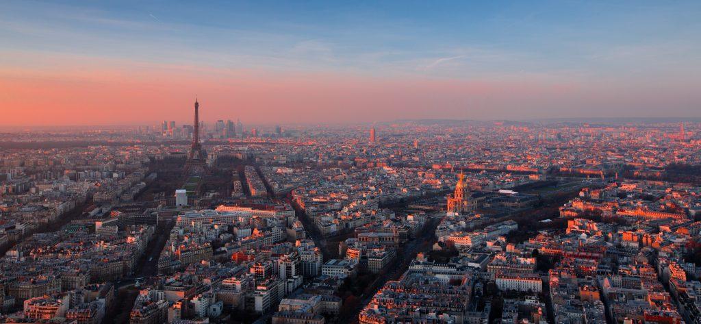 Destination of the Month: Paris