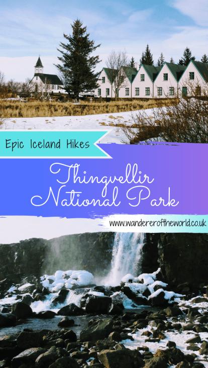 Thingvellir National Park Hikes: Öxarárfoss Waterfall Trail