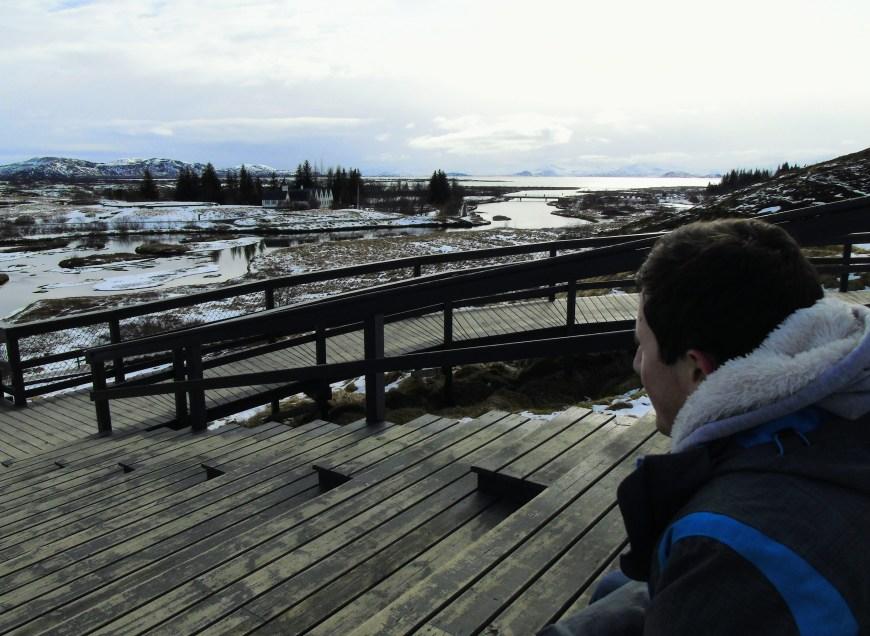 Thingvellir National Park Viewing Platform