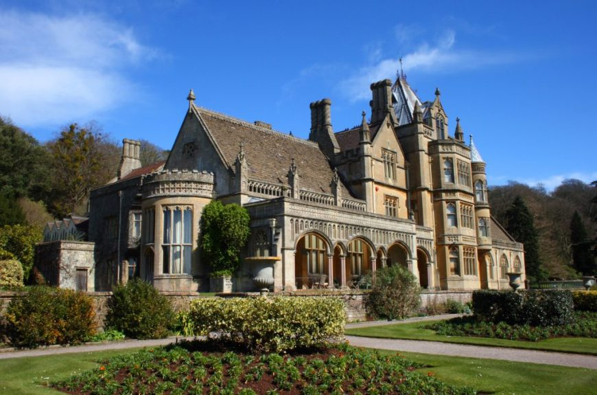 National Trust Dog Friendly Places: Dogs are welcome all year at Tyntesfield in Somerset, but some areas are restricted. Ask at the Ticket Office for a map of dog friendly versus non-friendly areas.
