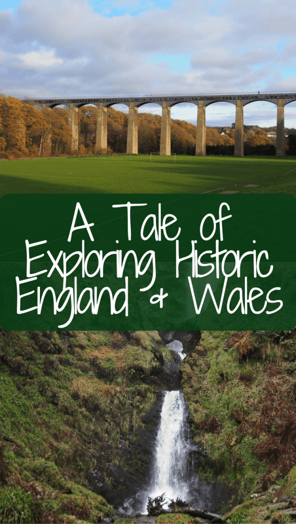Exploring England & Wales: A Historic Day Out to Chester & Ceiriog Valley