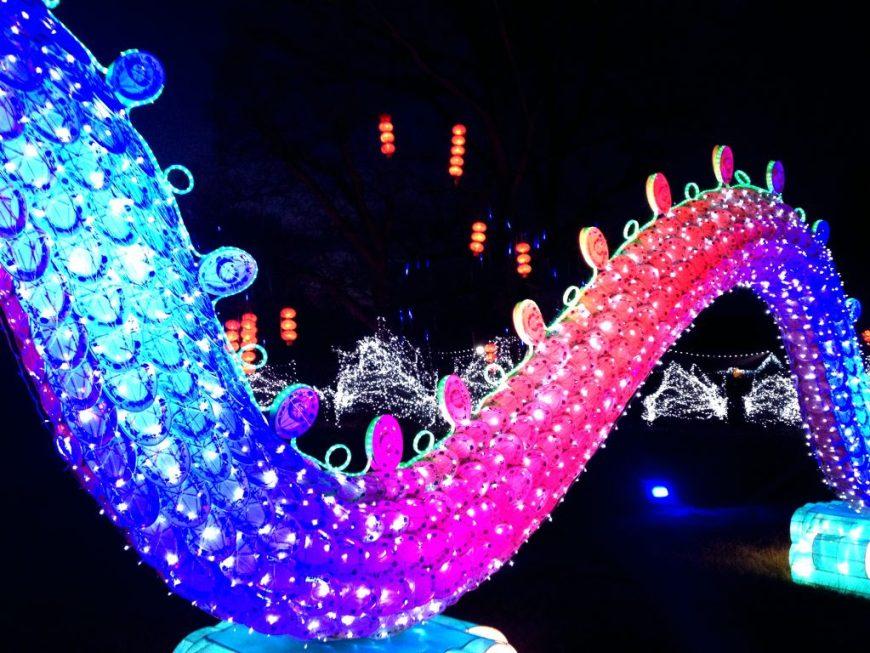 Longleat Festival of Light