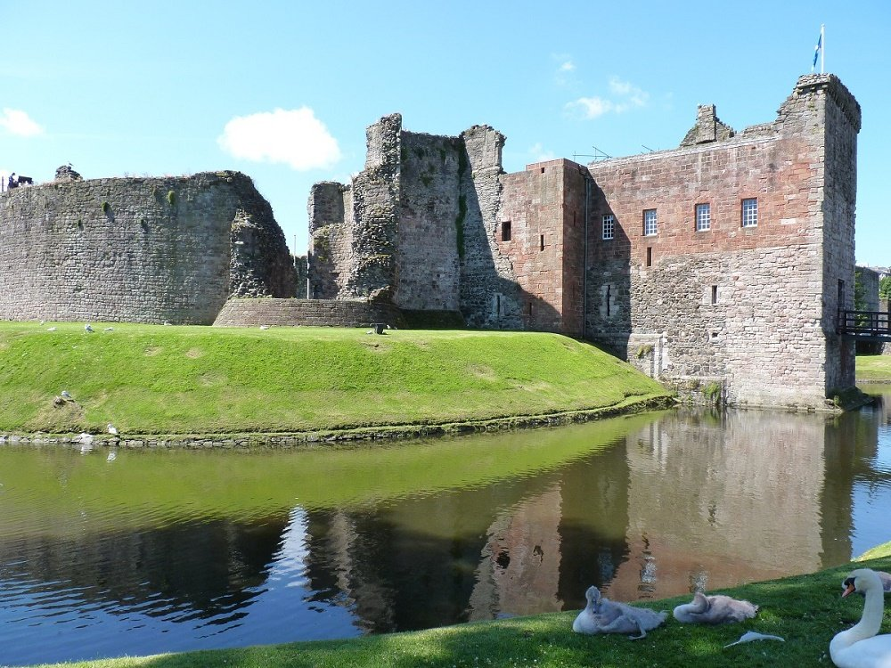 Rothesay-Castle-Isle-of-Bute