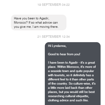 Things That Make Bloggers Super Happy: Facebook Messages