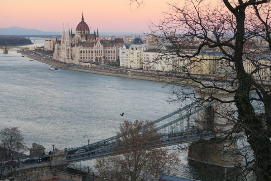 Budapest_Sunset