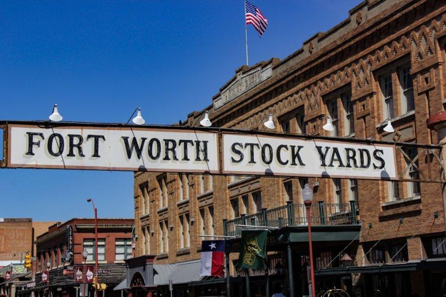 Ft. Worth Stockyards