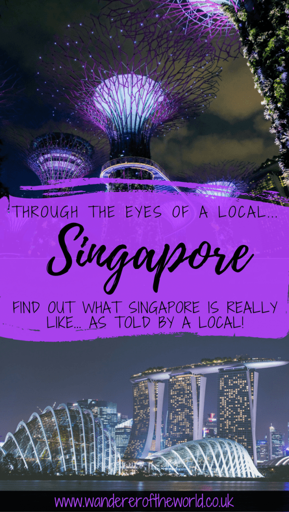 Through The Eyes Of A Local: Singapore