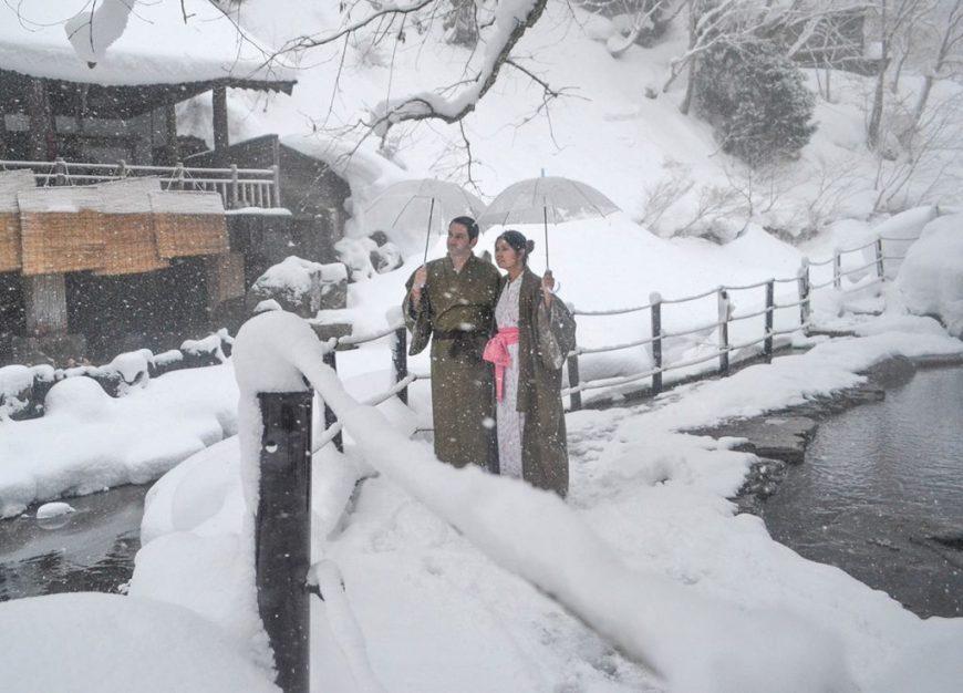 Allan in Japan