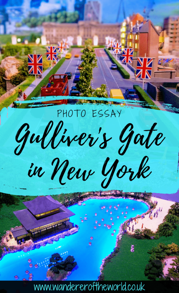 Gulliver's Gate: Travel the World in One Day [Photo Essay]