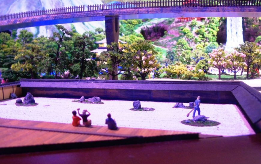 Zen Garden Japan