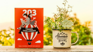 203 Travel Challenges: Book Review & Exclusive Author Q&A