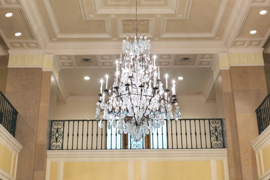 Where to stay in Newquay - Hotel Lobby Chandelier, Newquay
