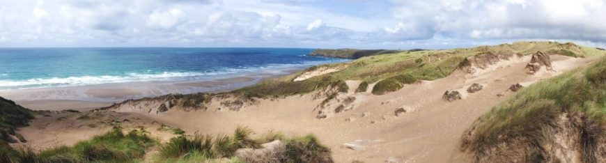 Day Trips from Newquay - Perranporth Beach