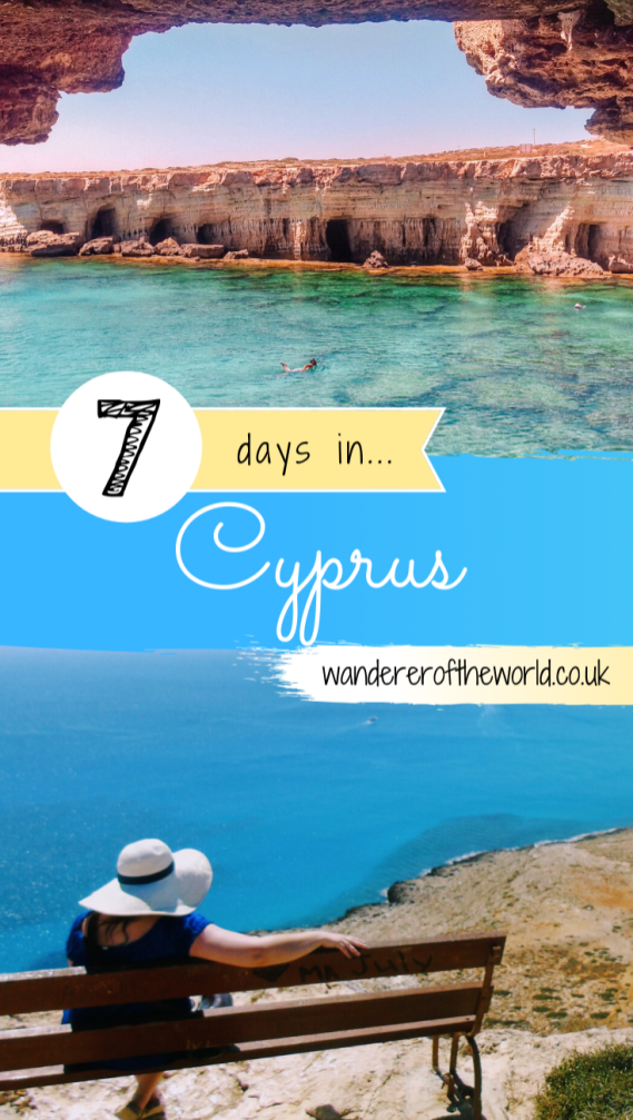 Cyprus Itinerary: 7 Day Cyprus Road Trip Itinerary
