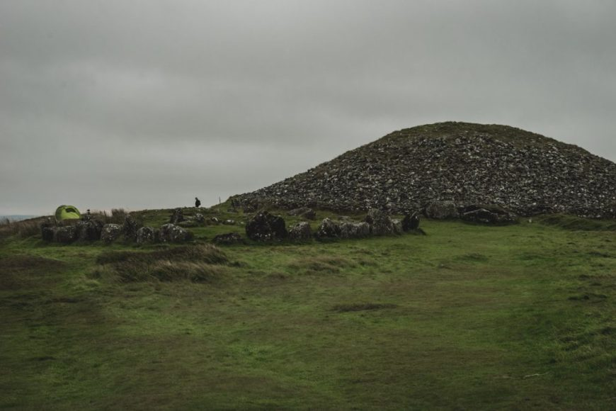 Loughcrew Burial Chamber