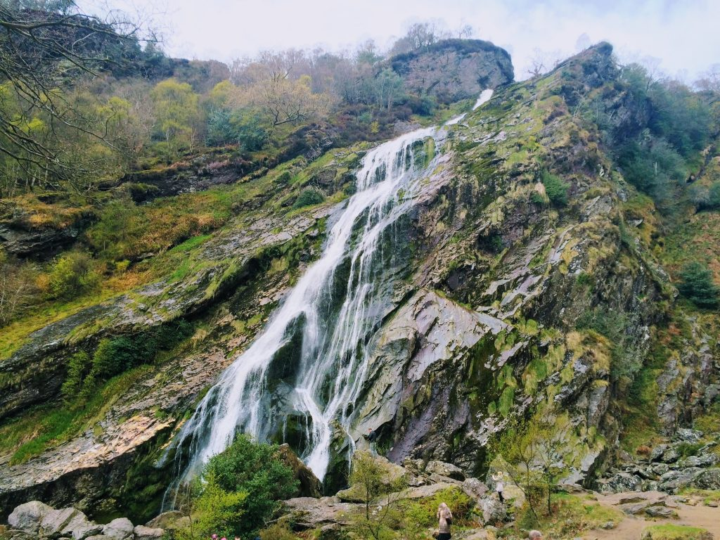 Powerscourt Waterfall, County Wicklow