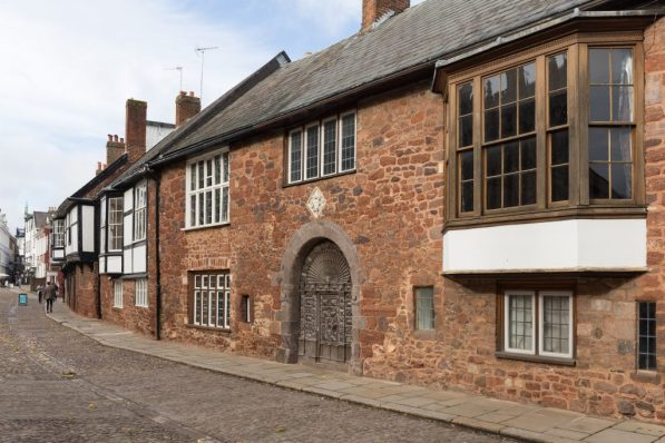 10 Cathedral Close, Exeter