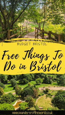 30 Free Things To Do in Bristol (Written By A Local!)