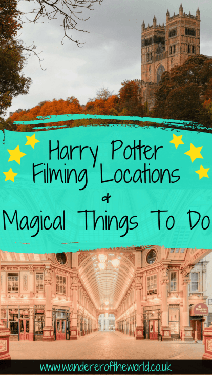 Harry Potter Filming Locations & Magical Harry Potter Things To Do