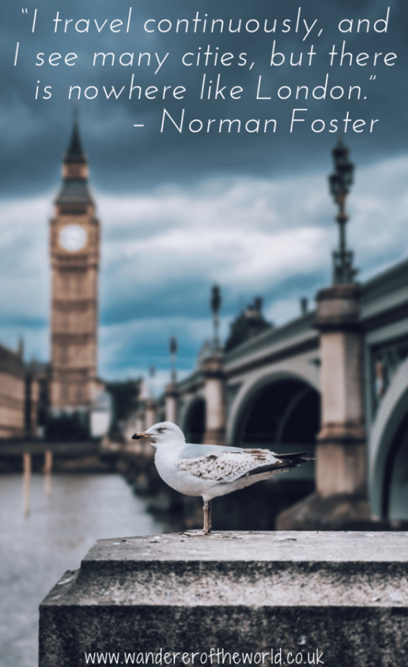 25 Quotes About London to Inspire You to Visit