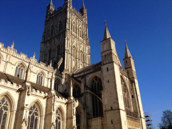 Gloucester Cathedral - Exterior