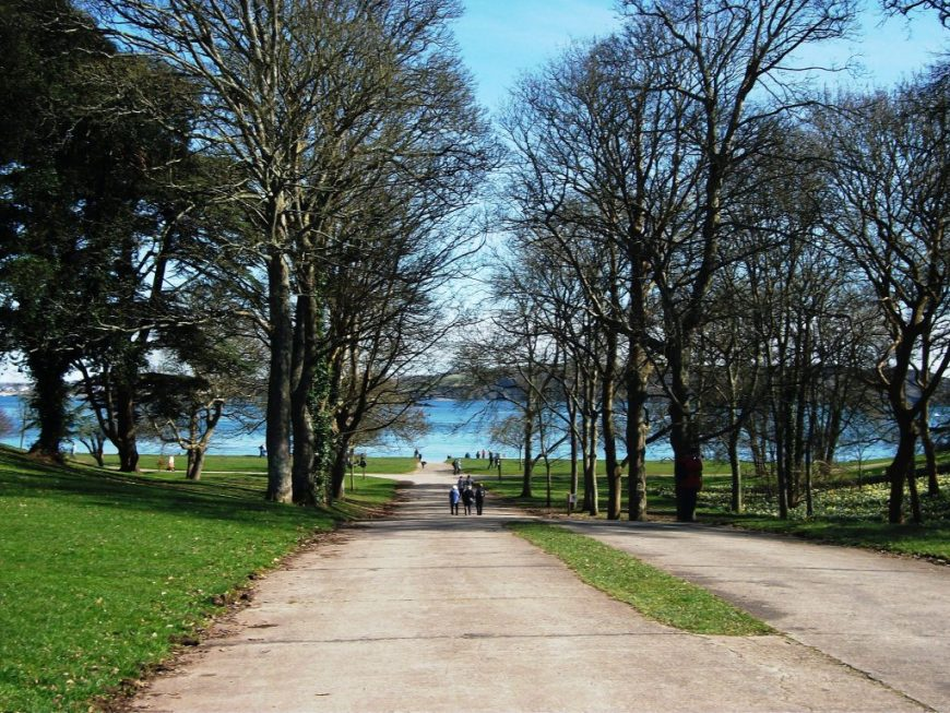 Mount Edgcumbe Path