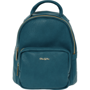 Ollie & Nic Teal Rosa Backpack