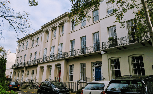 A Quick Guide to Cheltenham's Regency Architecture