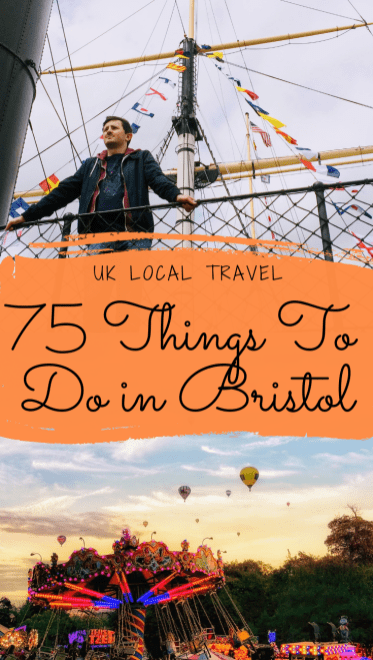 75 Best Things To Do in Bristol for First Time Visitors