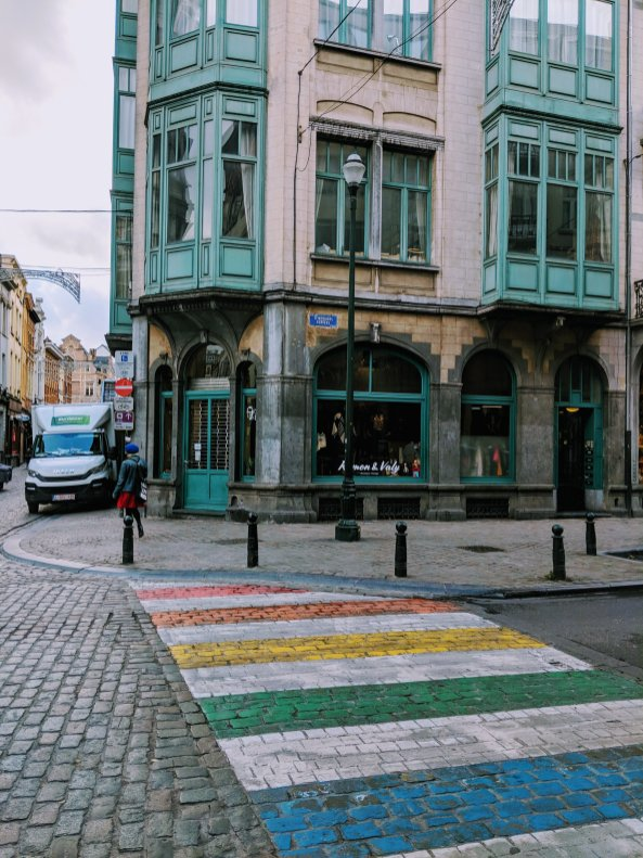 Brussels Gay Nightlife Hub