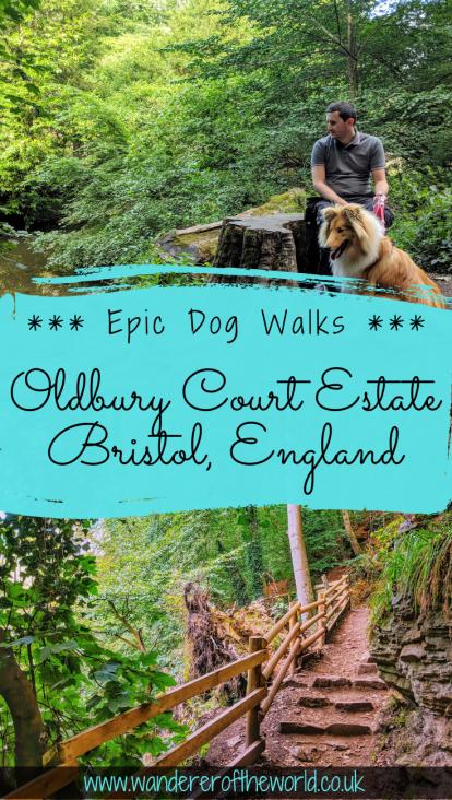 Lovely Dog Walks in Bristol: Oldbury Court Estate