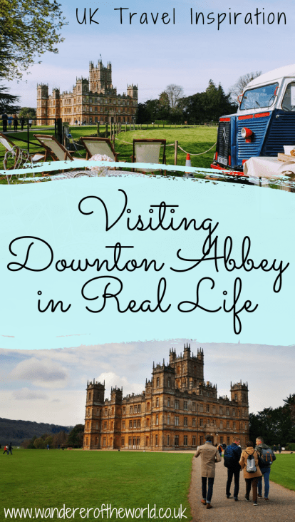 Visiting Downton Abbey aka Highclere Castle: What You Need to Know