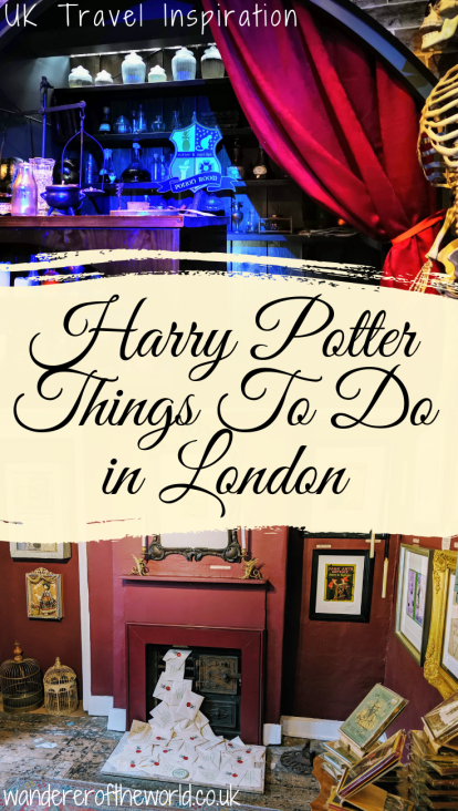 A Harry Potter Weekend in London: The Most Magical Things To Do