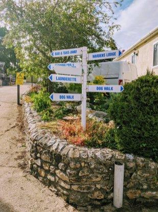 Andrewshayes Holiday Park Facilities
