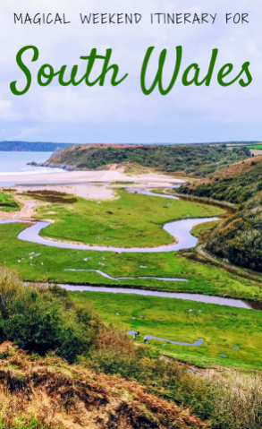 South Wales Itinerary: How To Spend A Long Weekend In Wales