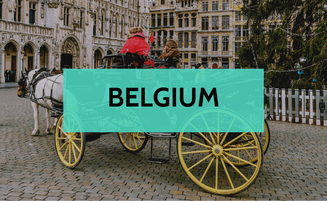 Belgium Travel Blogs