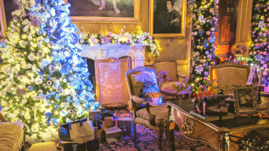 Christmas at Blenheim Palace Review & Top Tips for First Time Visitors