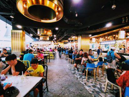 Hawker Center, Singapore