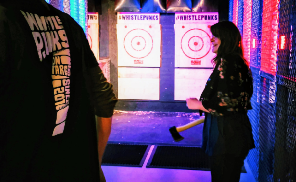Urban Axe Throwing in Bristol: Where To Go & What To Expect
