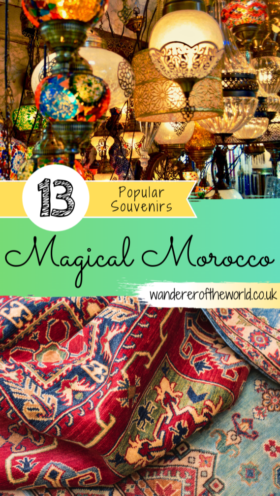 What To Buy In Marrakech: 13 Popular Souvenirs From Morocco