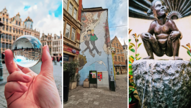 Brussels In A Day: An Action-Packed One Day in Brussels Itinerary