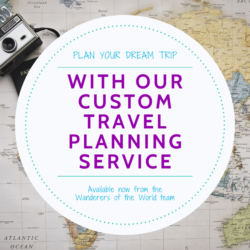 Custom Travel Planning Services